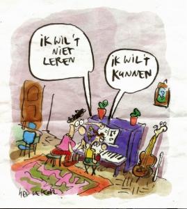 Pianoles Nijmegen